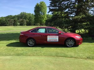 Sunnyside Toyota..Hole in One Sponsor