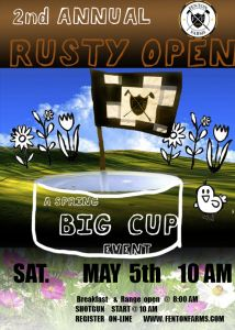 THE RUSTY OPEN